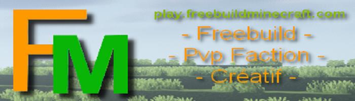 FreeBuildMinecraft.com