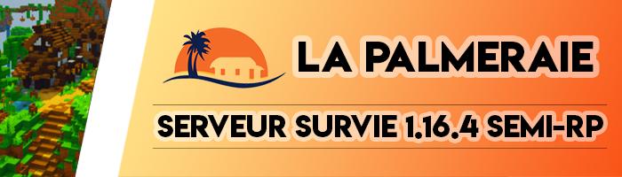 La Palmeraie | Semi-RP